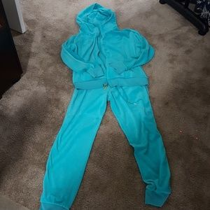 Juicy Couture Sweatpants and Jacket